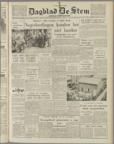 de Stem 1957-09-24