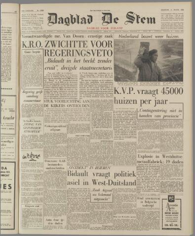 de Stem 1963-03-11