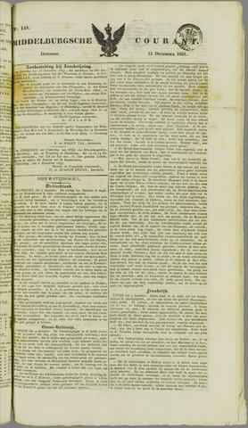 Middelburgsche Courant 1837-12-12