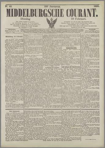 Middelburgsche Courant 1895-02-19