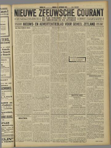Nieuwe Zeeuwsche Courant 1925-11-24