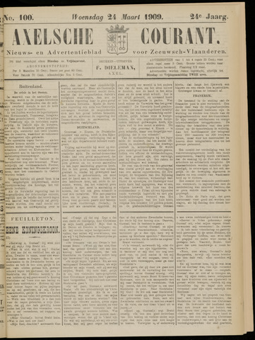 Axelsche Courant 1909-03-24