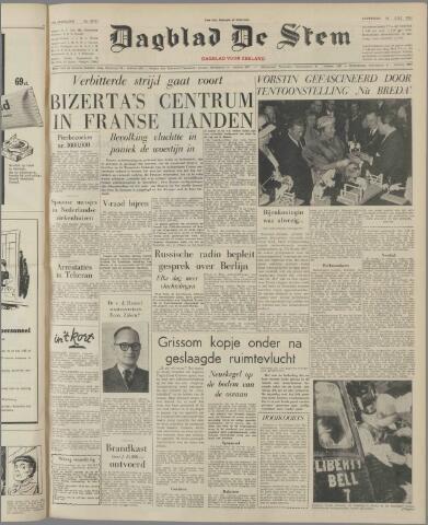 de Stem 1961-07-22