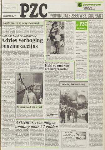 Provinciale Zeeuwse Courant 1986-06-06