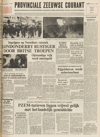 Provinciale Zeeuwse Courant 1969-08-15