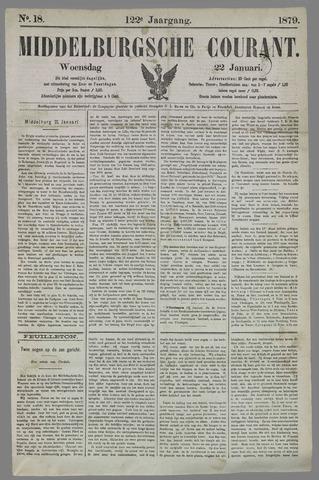 Middelburgsche Courant 1879-01-22