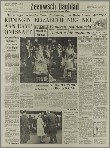 Zeeuwsch Dagblad 1960-10-26