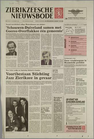 Zierikzeesche Nieuwsbode 1994-11-15