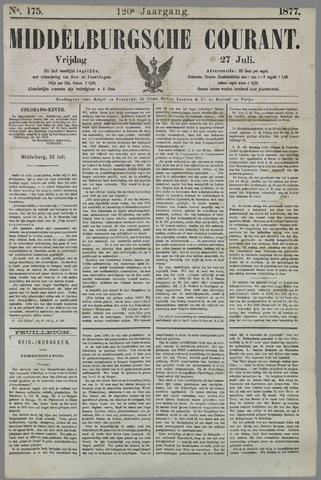 Middelburgsche Courant 1877-07-27