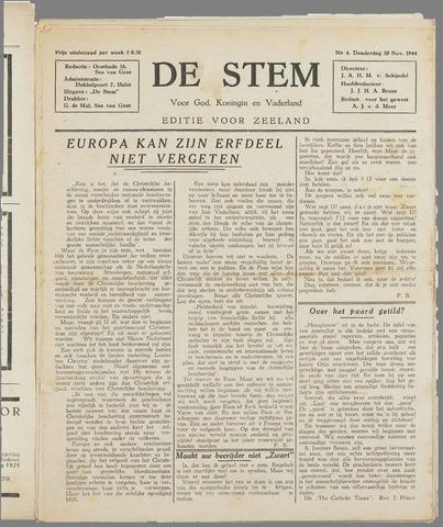 de Stem 1944-11-30