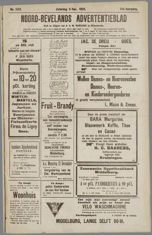Noord-Bevelands Nieuws- en advertentieblad 1926-12-11