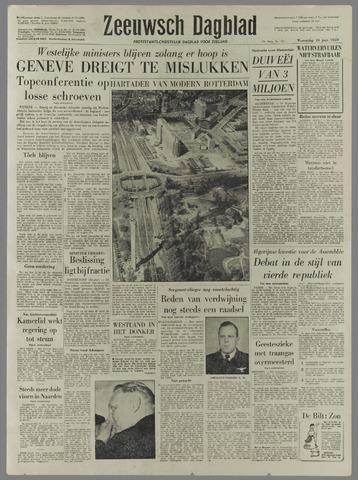 Zeeuwsch Dagblad 1959-06-10