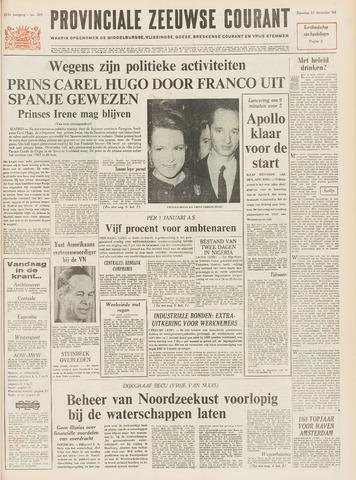 Provinciale Zeeuwse Courant 1968-12-21