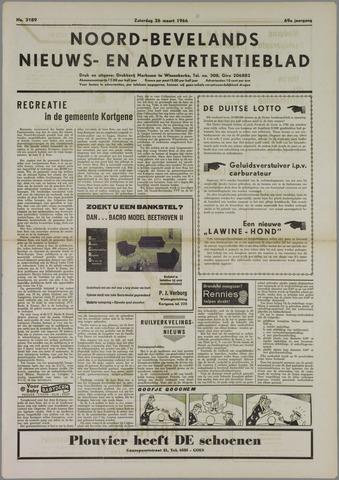 Noord-Bevelands Nieuws- en advertentieblad 1966-03-26