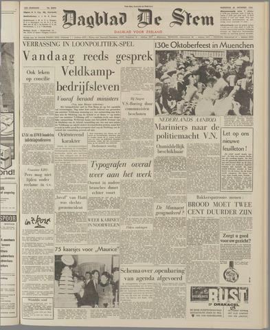 de Stem 1963-09-25