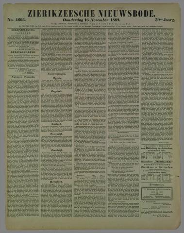 Zierikzeesche Nieuwsbode 1882-11-16