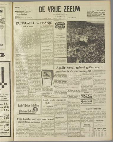 de Vrije Zeeuw 1960-03-05