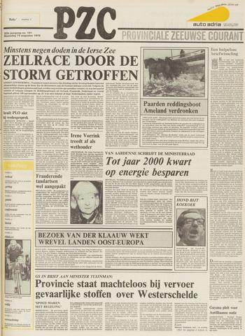 Provinciale Zeeuwse Courant 1979-08-15