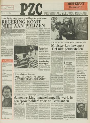 Provinciale Zeeuwse Courant 1976-08-06