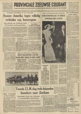 Provinciale Zeeuwse Courant 1957-07-06