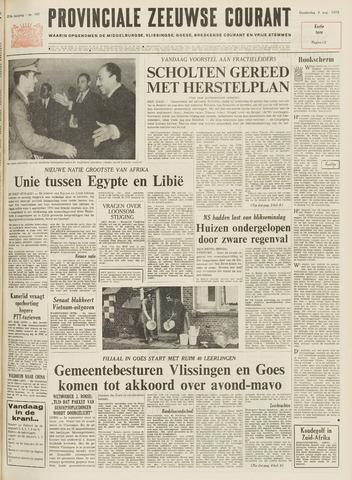 Provinciale Zeeuwse Courant 1972-08-03