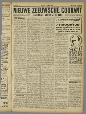 Nieuwe Zeeuwsche Courant 1921-03-11