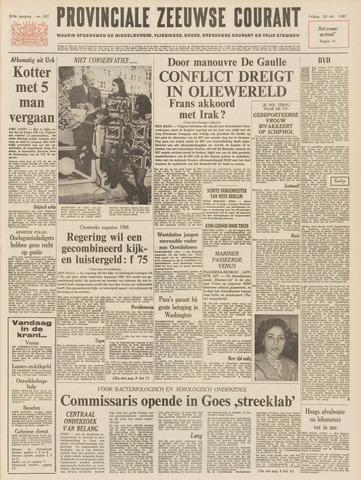 Provinciale Zeeuwse Courant 1967-10-20