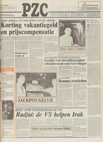Provinciale Zeeuwse Courant 1980-10-18