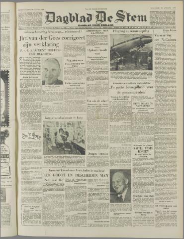 de Stem 1951-01-10