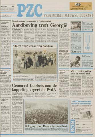 Provinciale Zeeuwse Courant 1991-04-30
