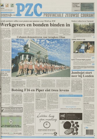 Provinciale Zeeuwse Courant 1999-12-23