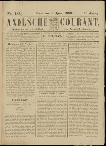 Axelsche Courant 1888-04-04