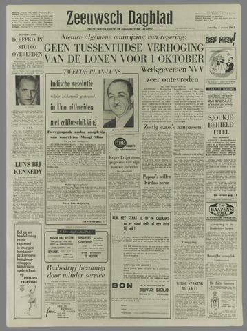 Zeeuwsch Dagblad 1962-03-03