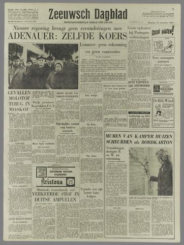 Zeeuwsch Dagblad 1961-11-13