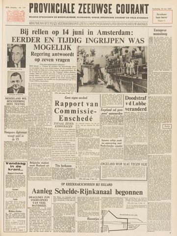 Provinciale Zeeuwse Courant 1967-05-18