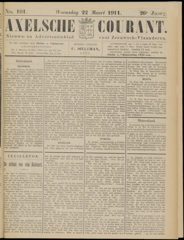 Axelsche Courant 1911-03-22