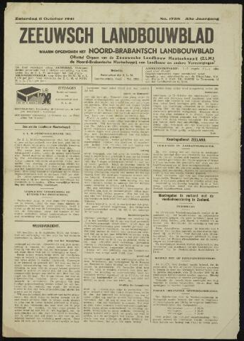 Zeeuwsch landbouwblad ... ZLM land- en tuinbouwblad 1941-10-11