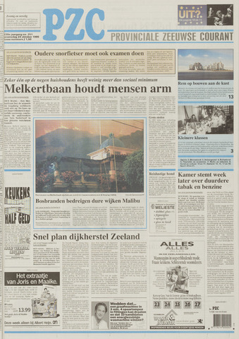 Provinciale Zeeuwse Courant 1996-10-23