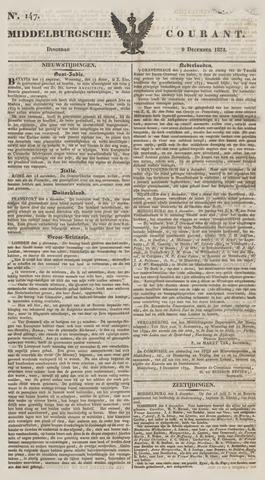 Middelburgsche Courant 1834-12-09