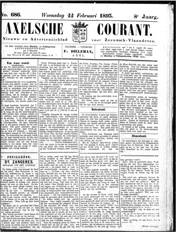 Axelsche Courant 1893-02-22