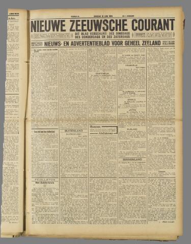 Nieuwe Zeeuwsche Courant 1924-06-10