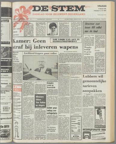 de Stem 1976-02-13