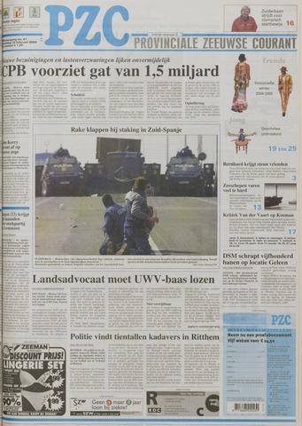 Provinciale Zeeuwse Courant 2004-02-18
