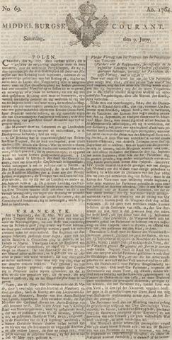 Middelburgsche Courant 1764-06-09