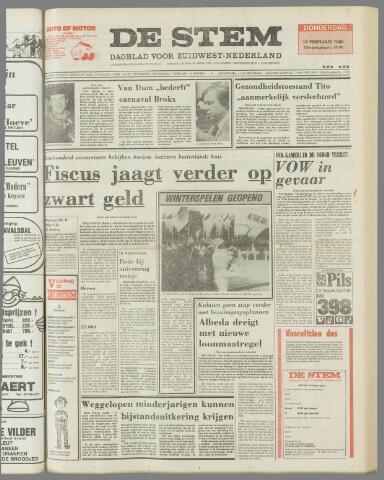 de Stem 1980-02-14