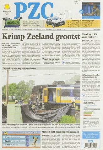 Provinciale Zeeuwse Courant 2009-05-22