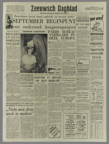 Zeeuwsch Dagblad 1961-06-10