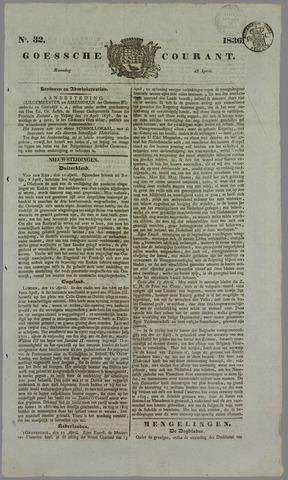 Goessche Courant 1836-04-18