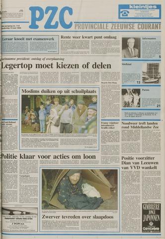 Provinciale Zeeuwse Courant 1993-05-13