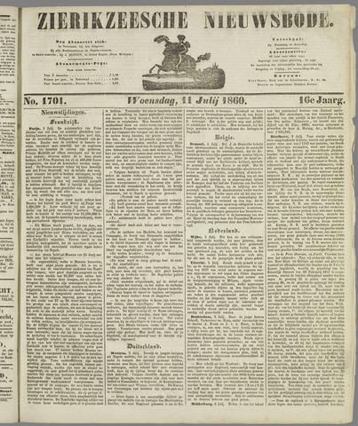 Zierikzeesche Nieuwsbode 1860-07-11